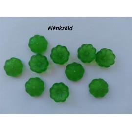 Cseh üveggyöngy gyöngykupak - 11mm - 10 db / csomag