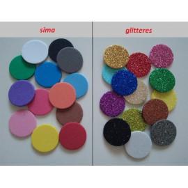 Dekorgumi csomag - vegyes fenyődísz minták (7 db / csomag)